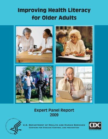 Improving Health Literacy for Older Adults