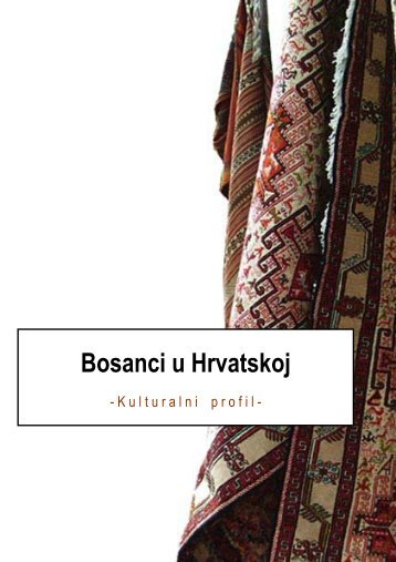 Bosanci u Hrvatskoj - Fp6migratoryflows.uniba.it