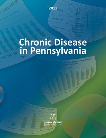 Chronic Disease Burden Report - Pennsylvania Department of Health