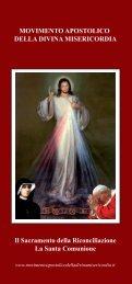 il sacramento della ricon- ciliazione - la santa comu - Movimento ...