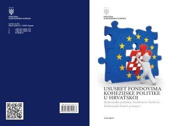 Ususret fondovima kohezijske politike u Hrvatskoj - SAFU