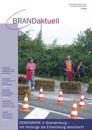 Nr. 5/2005 (PDF) - LASA Brandenburg GmbH