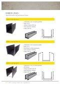 ELMCO – Form. System für die verlorene Schalung von Fundamenten - Seite 6