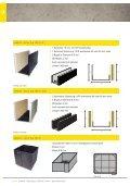 ELMCO – Form. System für die verlorene Schalung von Fundamenten - Seite 7