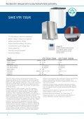 Rezidenční rekuperační vzduchotechnické jednotky ... - Systemair - Page 2