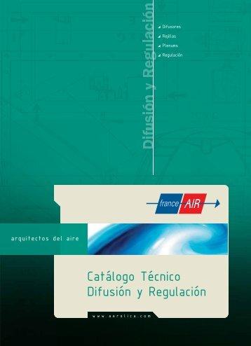 France Air Catálogo de Difusión