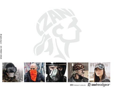 Zan Headgear Biker Skull Cap Bandana Do Rag Headwrap Patriotic Skull Z537