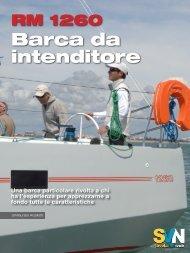 Barca da intenditore - SoloVela