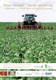 Roer tilbage i dansk landbrug - Innovationsnetværket for Biomasse
