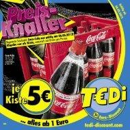 TEDi - Preis-Knaller 06.05.2013