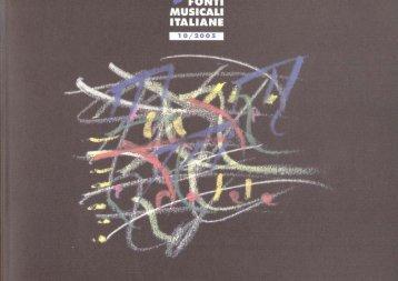 Stampa di foto a pagina intera - Archivio Musicale Guido Alberto Fano