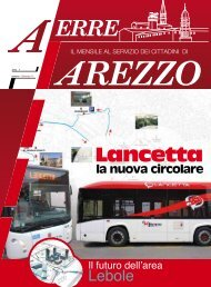 Gennaio 2011 - Comune di Arezzo