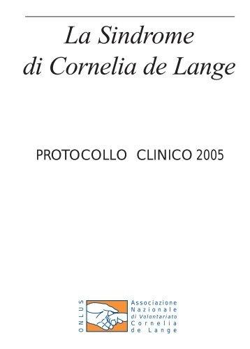 Preleva il Protocollo Clinico Completo - Associazione Nazionale di ...