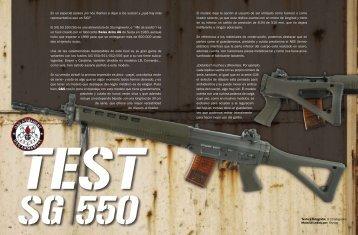 Comentarios sobre SG550 : Versión Español