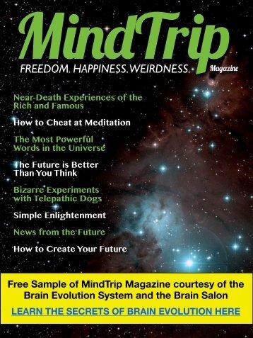 MindTrip - Mind Power News