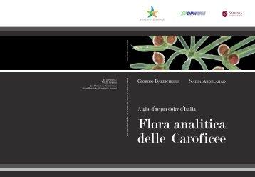 Flora analitica delle Caroficee - Alghe d'acqua ... - SeaweedAfrica