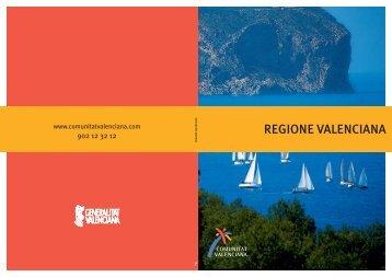 REGIONE VALENCIANA - Comunidad Valenciana