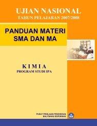 Kimia (IPA) - Bank Soal Ujian Nasional