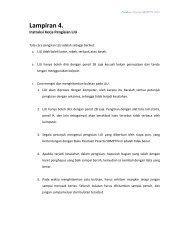 Tata Cara Mengikuti Ujian - Tutorial Pengisian Form Pendaftaran ...