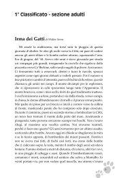 Irma dei gatti (di Walter Serra) - Apas