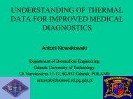 Rola modeli w diagnostyce termicznej aplikacje medyczne - codata