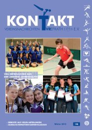 Badminton - TV Refrath