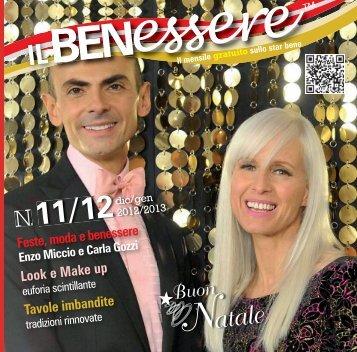 Il Benessere n.11-12 Nov-Dic 2012 - Il Benessere - pubblicazione ...