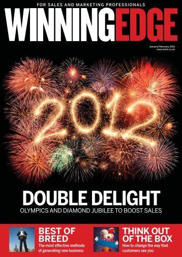 Winning Edge Jan Feb.indd - The Institute Of Sales & Marketing ...