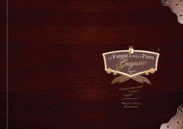 Guarda e scarica il nostro catalogo - La fabbrica della pasta di ...