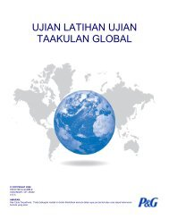 UJIAN LATIHAN UJIAN TAAKULAN GLOBAL