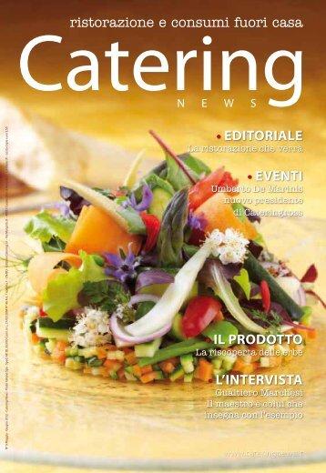 Nr 3/2012 - Maggio - Giugno - 2012 - Ristorazione e Catering