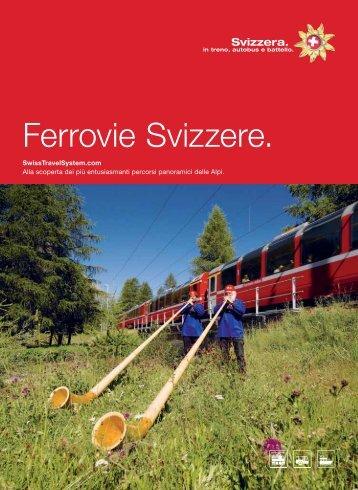 Ferrovie Svizzere. - Viaggiando.tv