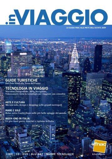 guide turistiche tecnologia in viaggio - Fnac