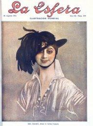 26 Agosto 1916 ILUSTPACION MUNDIAL