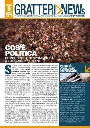 COS'È POLITICA - Gratteri.org