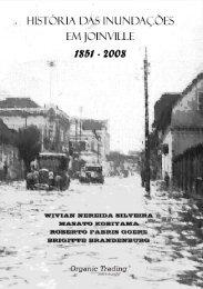 história das inundações em joinville 1851 - Instituto Viva Cidade