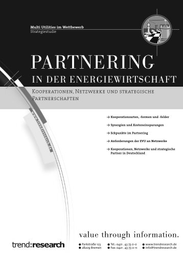 PARTNERING - trend:research