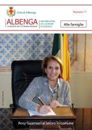 n° 11 - Comune Albenga