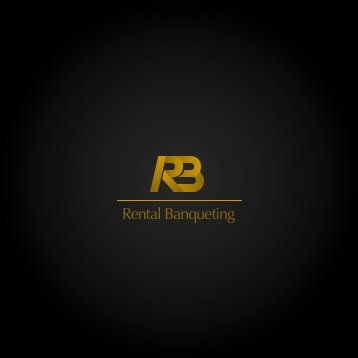 Clicca per scaricare il catalogo - Rental Banqueting