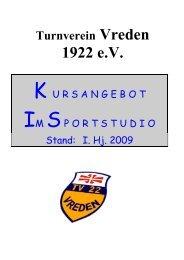 1922 e.V. - TV Vreden