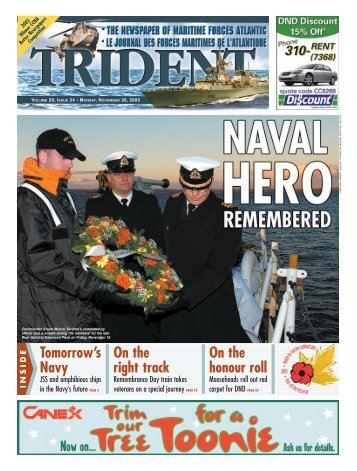 Trident Nov 28 2005