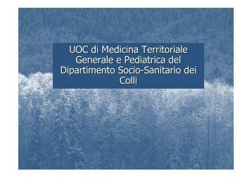 dipartimento dei Colli - Azienda ULSS 16 Padova
