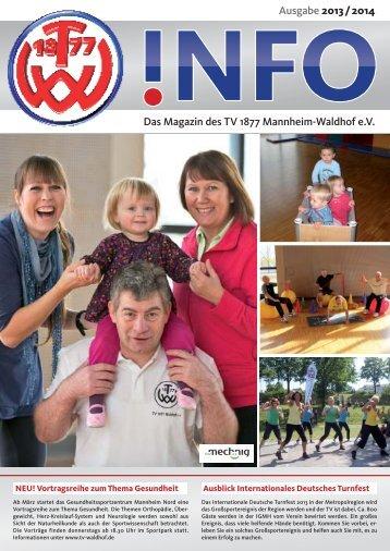 TV Info 2012/2013 Download - TV Waldhof