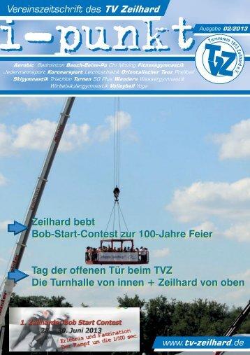Zeilhard bebt Bob-Start-Contest zur 100-Jahre Feier ... - TV Zeilhard