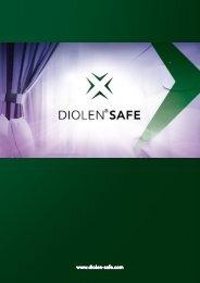 TWD Fibres DIOLEN® SAFE Flyer - TWD Fibres GmbH Deggendorf
