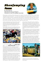 Showjumping Fences Showjumping Fences - HORSE TIMES ...