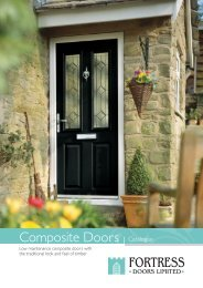 New door brochure:Layout 1 - Droylsden Glass