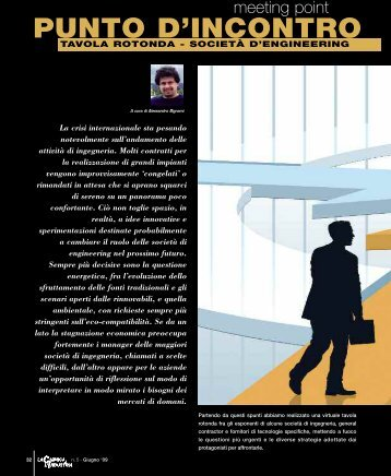 PUNTO D'INCONTRO - Promedianet.It