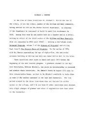 RICHARD L. MORTON - The W&M Digital Archive