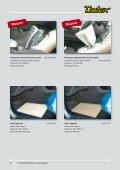 DATEX - Coperture di protezione per officine di DAIHATSU - Page 7